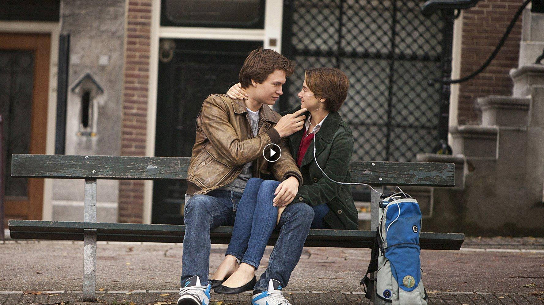 مشاهدة فيلم The Fault In Our Stars 2014 مترجم Hd اون لاين