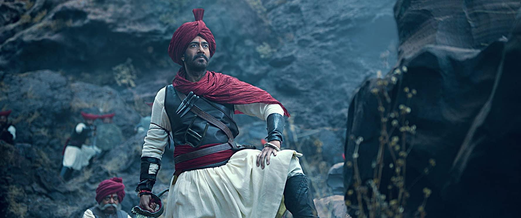 مشاهدة فيلم Tanhaji The Unsung Warrior (2020) مترجم HD اون لاين