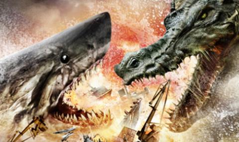 مشاهدة فيلم Mega Shark vs. Crocosaurus (2010) مترجم HD اون لاين