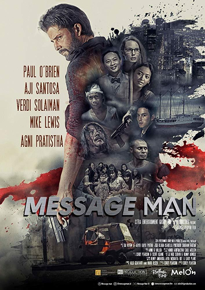 مشاهدة فيلم Message Man (2018) مترجم HD اون لاين