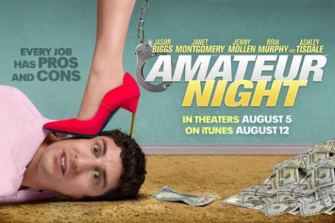 مشاهدة فيلم Amateur Night (2016) مترجم HD اون لاين