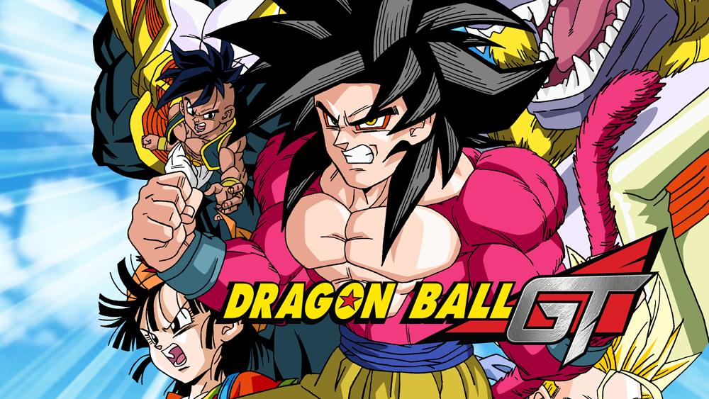 Dragon Ball GT دراغون بول جي تي الحلقة 1 الأولى مترجمة