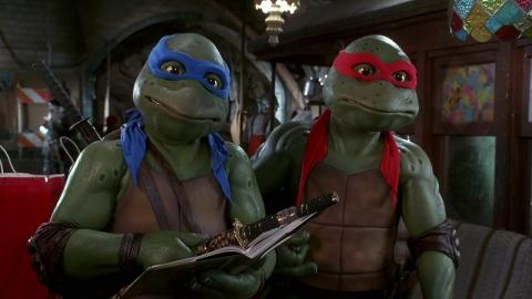 مشاهدة فيلم Teenage Mutant Ninja Turtles (1990) مترجم HD اون لاين