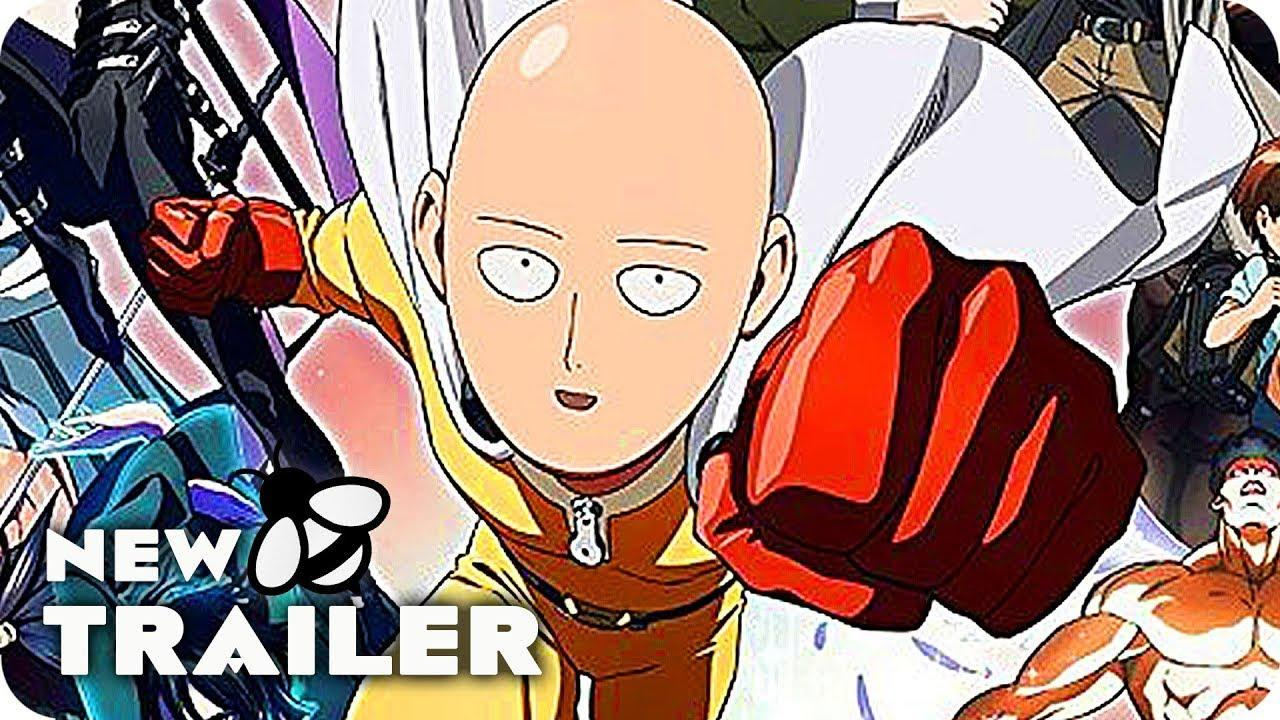 أنمى One Punch Man الموسم الثاني الحلقة 1 الأولى مترجمة