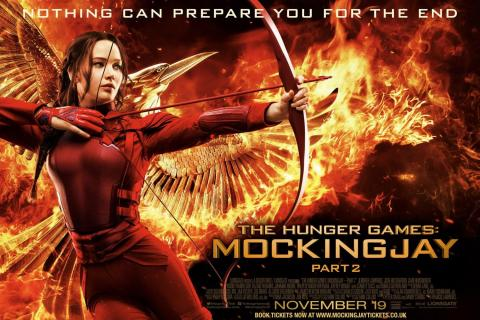 مشاهدة فيلم The Hunger Games: Mockingjay – Part 2 (2015) مترجم HD اون لاين