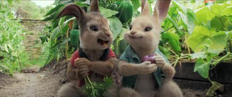 مشاهدة فيلم Peter Rabbit (2018) مترجم HD اون لاين