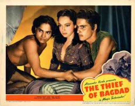 مشاهدة فيلم The Thief of Bagdad (1940) مترجم HD اون لاين