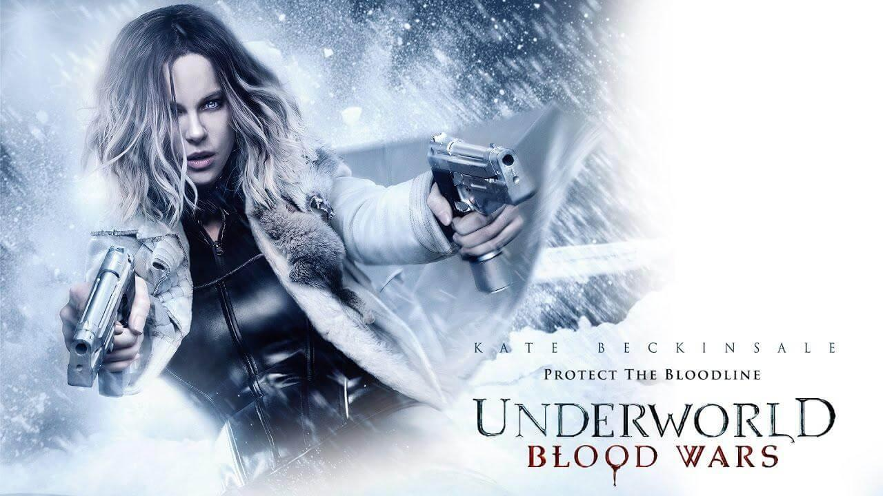مشاهدة فيلم Underworld: Blood Wars (2016) مترجم HD اون لاين