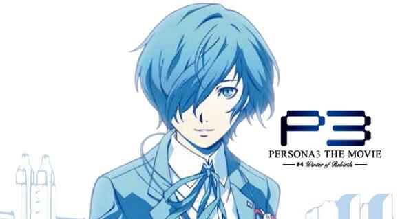 مشاهدة فيلم Persona 3 the Movie: #4 Winter of Rebirth 2016 مترجم HD