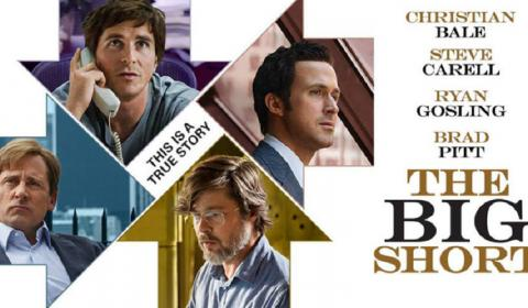 مشاهدة فيلم The Big Short (2015) مترجم HD اون لاين