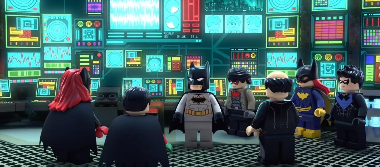 مشاهدة فيلم LEGO DC Batman Family Matters (2019) مترجم HD اون لاين