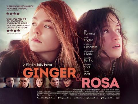 ginger and rosa vostfr