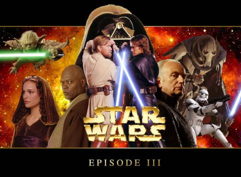 مشاهدة فيلم Star Wars: Episode III - Revenge of the Sith (2005) مترجم HD
