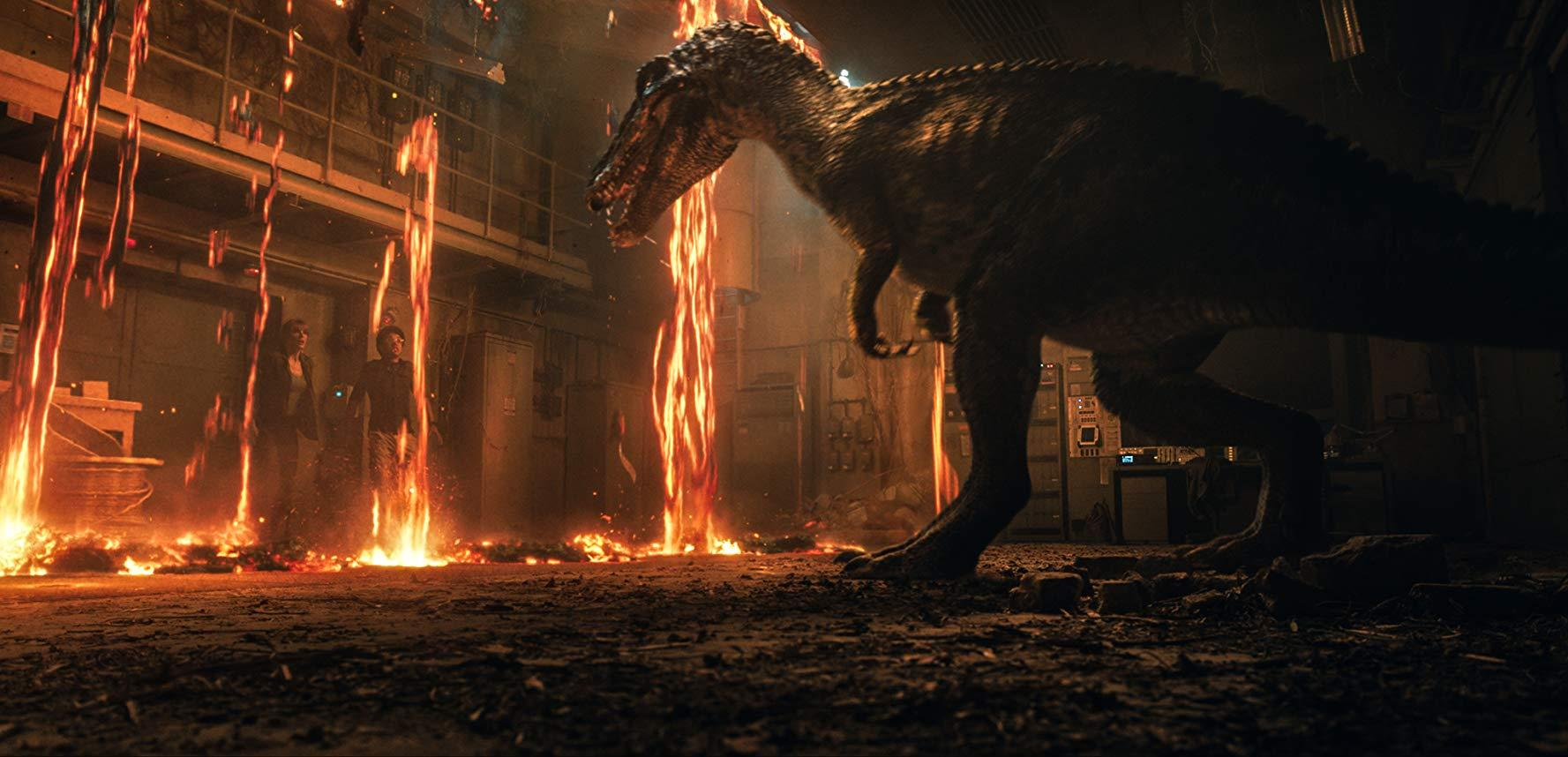 مشاهدة فيلم Jurassic World: Fallen Kingdom (2018) مترجم HD