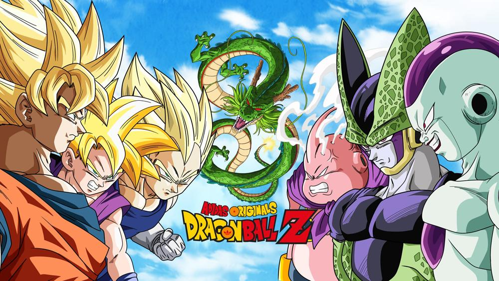 Dragon Ball Z دراغون بول زد الحلقة 1 الأولى مترجمة