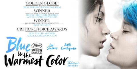 مشاهدة فيلم Blue Is the Warmest Color (2013) مترجم HD اون لاين