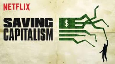 مشاهدة فيلم Saving Capitalism (2017) مترجم HD اون لاين