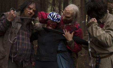 مشاهدة فيلم Wrong Turn 6: Last Resort (2014) مترجم HD اون لاين