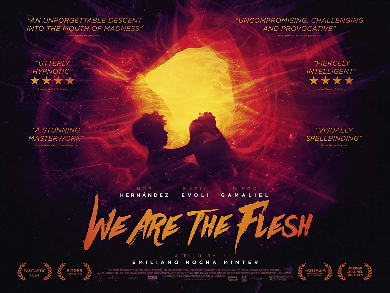 مشاهدة فيلم We Are the Flesh (2016) مترجم HD اون لاين