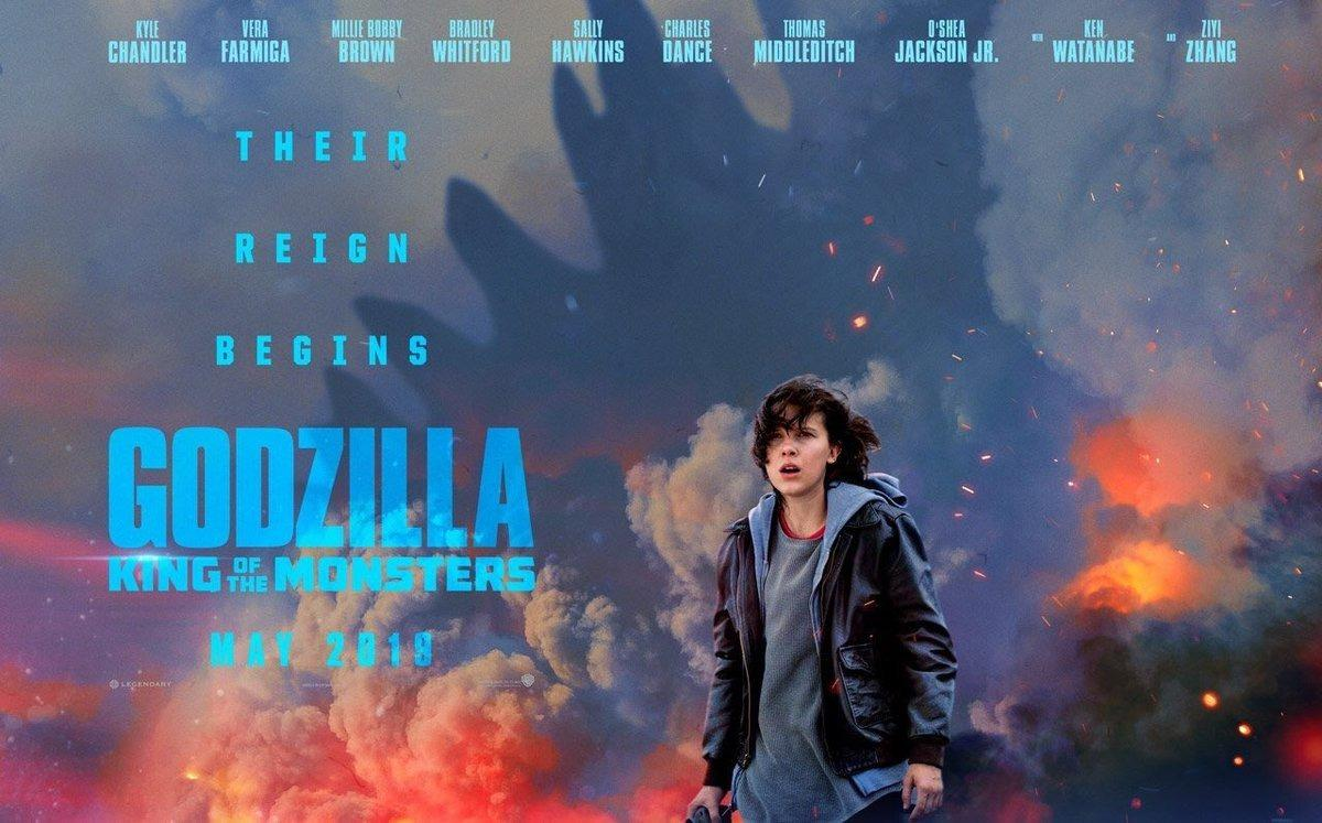 مشاهدة فيلم Godzilla: King of the Monsters (2019) مترجم HD اون لاين