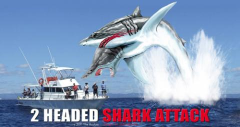 مشاهدة فيلم 2-Headed Shark Attack (2012) مترجم HD اون لاين