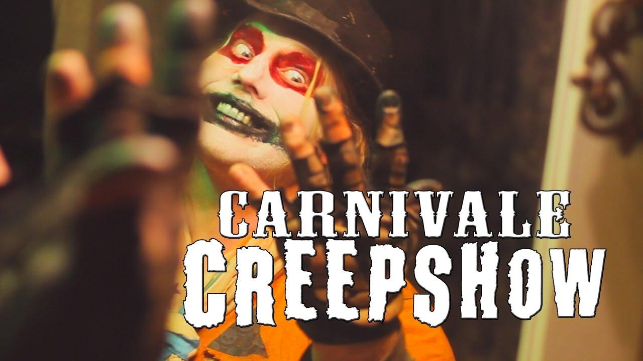 مشاهدة فيلم Carnivale' Creepshow the Spookhouse (2017) مترجم HD اون لاين