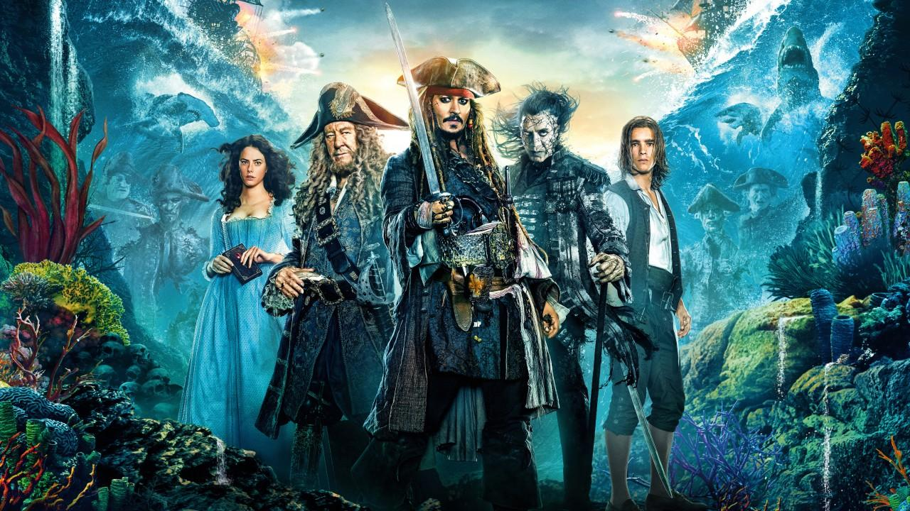 مشاهدة فيلم Pirates of the Caribbean: Dead Men Tell No Tales (2017) مترجم HD اون لاين