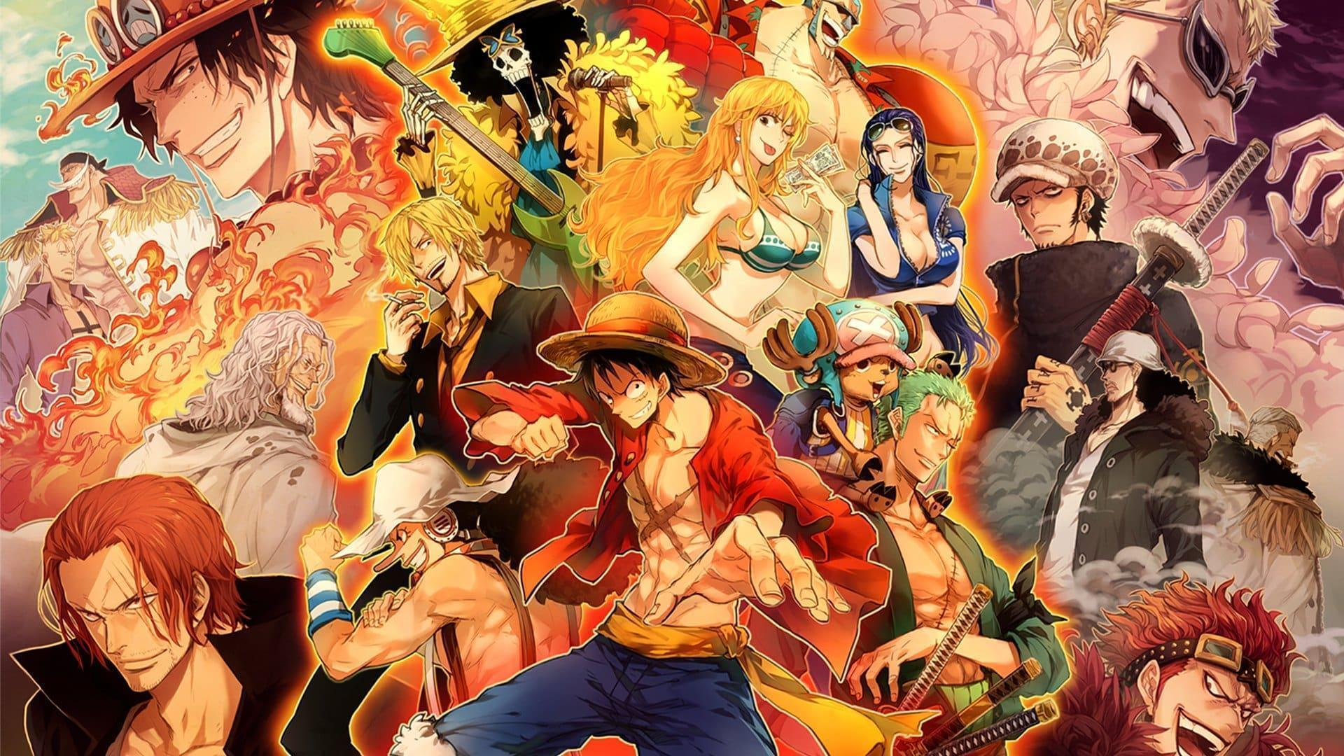 أنمي One Piece ون بيس الحلقة 1 الأولى مترجمة