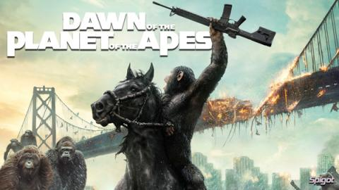 مشاهدة فيلم Dawn of the Planet of the Apes (2014) مترجم HD اون لاين