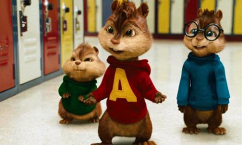 مشاهدة فيلم Alvin and the Chipmunks 1 (2007) مترجم HD اون لاين