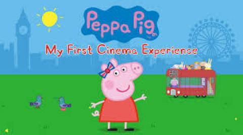 مشاهدة فيلم Peppa Pig: My First Cinema Experience (2017) مترجم HD اون لاين