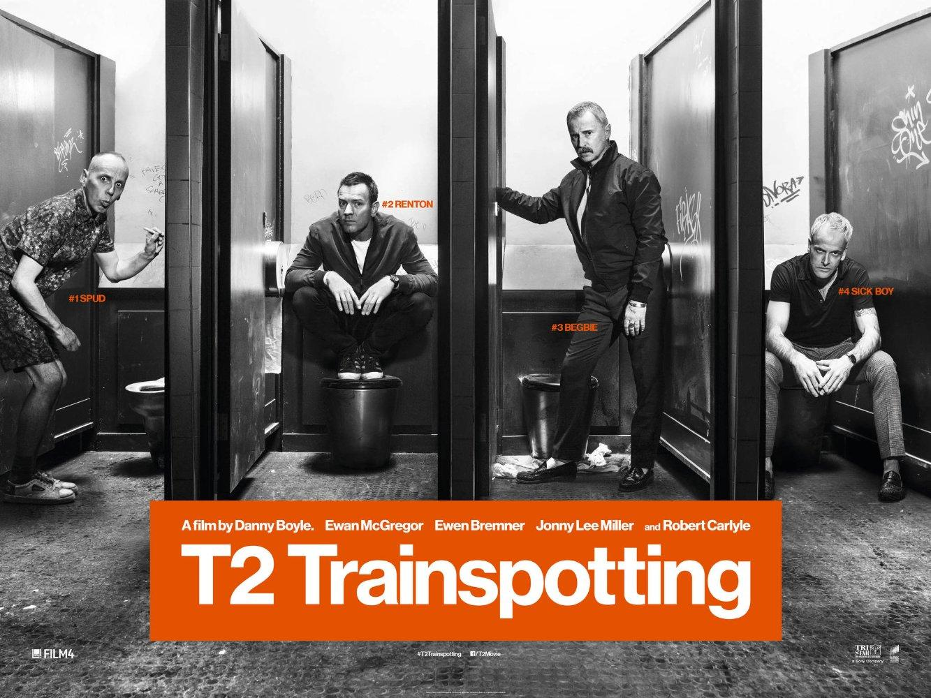 مشاهدة فيلم T2 Trainspotting (2017) مترجم HD اون لاين