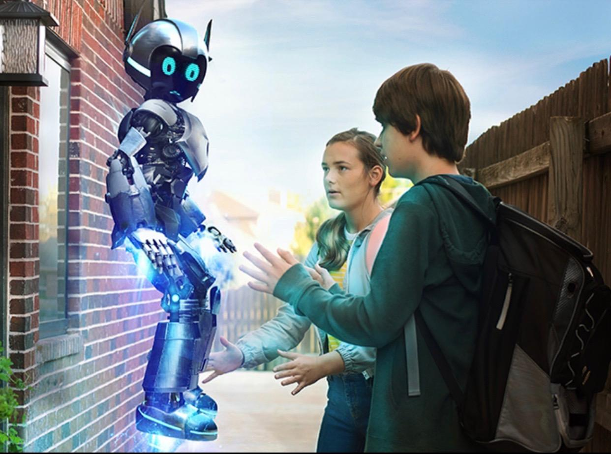 مشاهدة فيلم The Adventure Of A.R.I My Robot Friend (2020) مترجم HD اون لاين