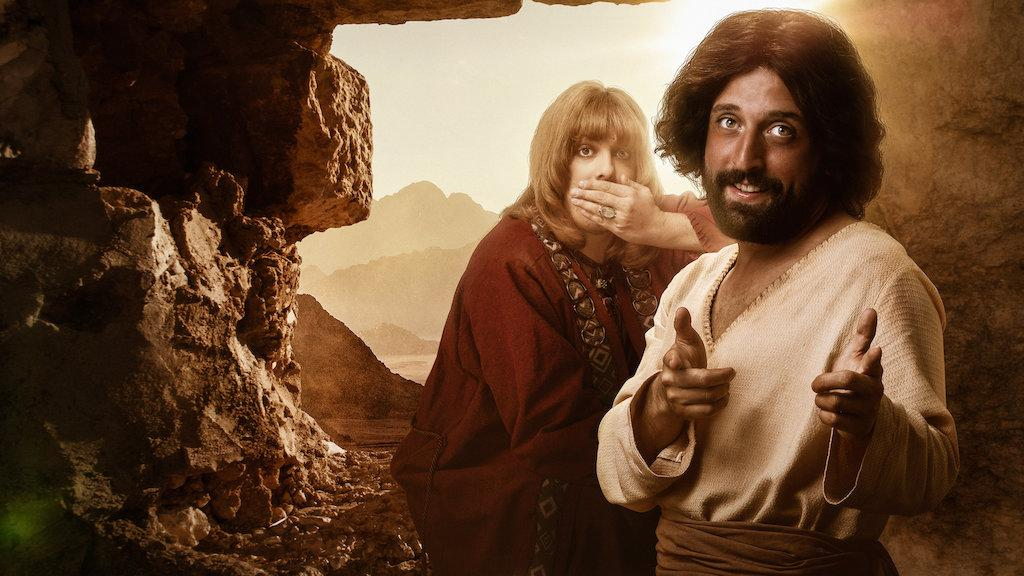 مشاهدة فيلم The First Temptation of Christ (2019) مترجم HD اون لاين