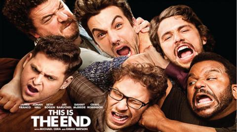 مشاهدة فيلم This Is the End (2013) مترجم HD اون لاين