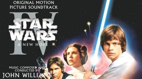 مشاهدة فيلم Star Wars: Episode IV - A New Hope (1977) مترجم HD اون لاين